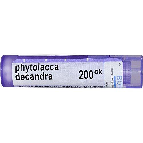 Boiron Phytolacca Decandra 200Ck 75 pellets