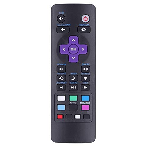 wendeekun Mando a Distancia Universal, Mando a Distancia de TV, Ajuste de Repuesto para TCL Hulu Vudu 55US5800 32S850 65US5800