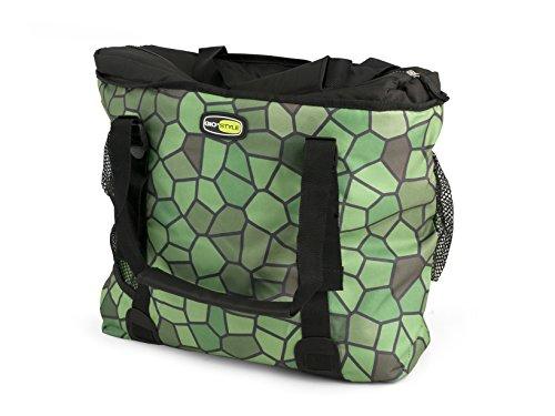 H+H Gio Stile Boxy – Kühltasche, Material: Polyethylen, Farbe: grün