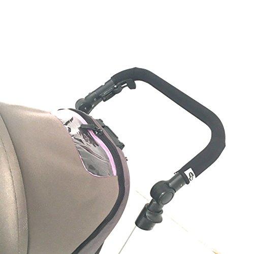 Funda protectora de neopreno para manillar de carrito Jane Rider y Muum (Se pone encima de la goma original)