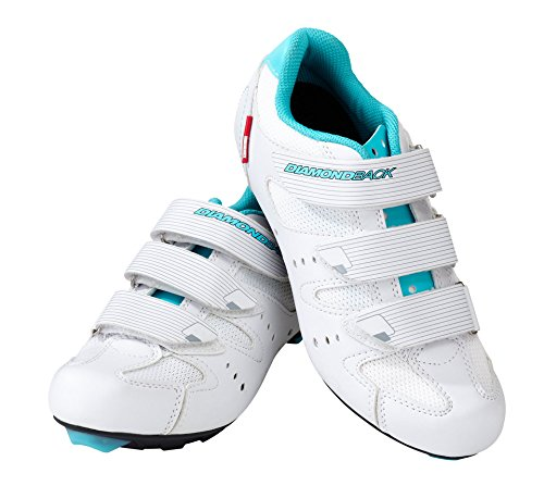 Diamondback Bicycles Women's Airen Road Shoe, Size 40