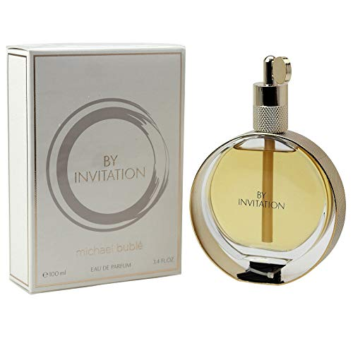 By Invitation fur DAMEN von Michael Buble - 100 ml Eau de Parfum Spray