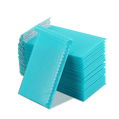 Yomuse Mailer 120x210mm blaugrün