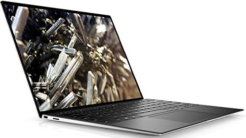"New XPS 13 7390 Laptop 13.3"" 4K UHD Touch Display 10th Gen Intel Comet Lake Core i7-10510U up to 4.9 GHz F Reader Best Notebook Stylus Pen Light Platinum Silver (1TB SSD