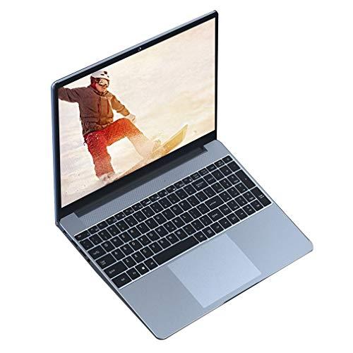 Ymxcwer85851 Unidad integrada de Estado sólido para Laptop de Oficina empresarial ultradelgada de 15,6 Pulgadas (Plata) EU 8G + 128GB