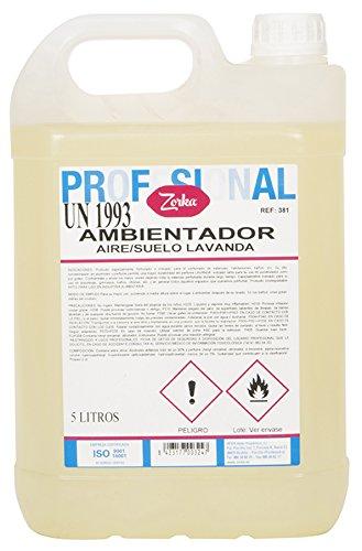 Zorka Ambientador Aire y Suelo Lavanda - 5000 ml