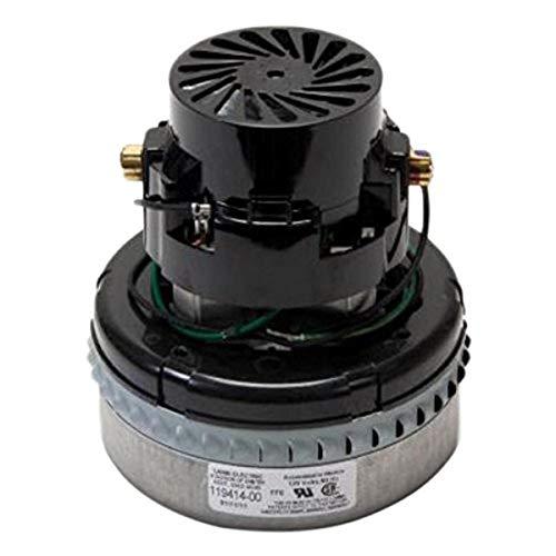Powr-Flite 1987S Peripheral Discharge Vacuum Motor, Lamb #116336-01, BPP, B/B, 2 STG, 120V
