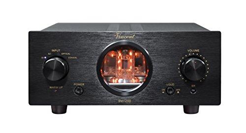 Vincent SV de 200Hybrid Amplificador, Color Negro
