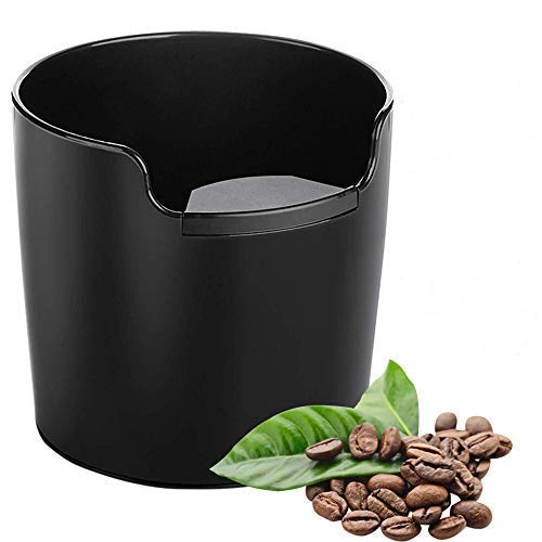 SUNNED Knock Box Coffee Anti Rutsch Kaffeemühle Mülltonne Espresso Haushalt Kaffee Werkzeuge Zubehör - Abschlagbehälter für Siebträger Maschinen