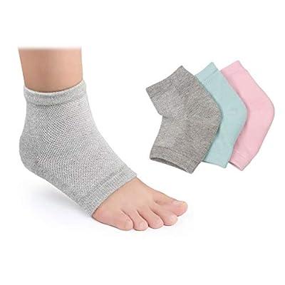 Moisturizing Socks Pairs-Moisturizing/Gel Heel