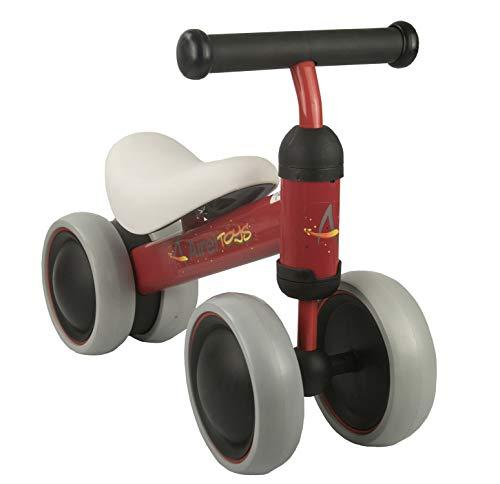 bicicletta 0 anni Airel Bicicletta Equilibrio | Correpasillos | Camminatore Bambini | Carrellino Primi Passi | Quadriciclo Bambini Senza Pedali | De 0 a 3 Anni…