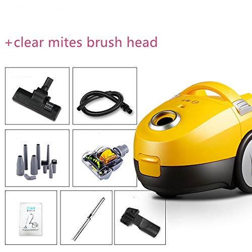 Review Vacuum Cleaner Household Vacuum Cleaner Vacuum Cleaner Small Machine Industrial Wet and Dry C...