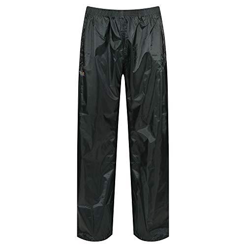 Regatta Mens Stormbreak Hiking Pants, Dark Olive, Large