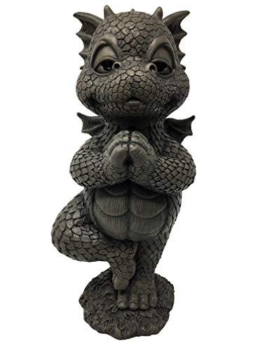 MystiCalls by Mayer Chess Gartendrache Tree - Garten, Figur, Drache, Yoga