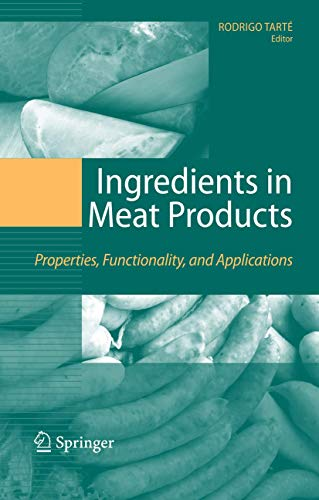 meat and meat products - 1