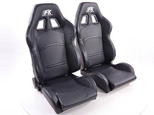 FK Sportsitze Auto Halbschalensitze Set Cyberstar mit Sitzheizung u. Massage