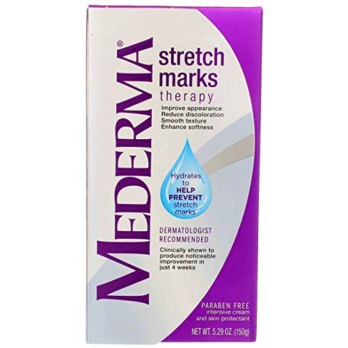 Mederma Stretch Marks Therapy Cream 150 g (Pack of 4)