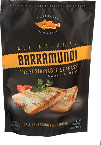 Australis, All Natural Barramundi, 12 oz (Frozen)