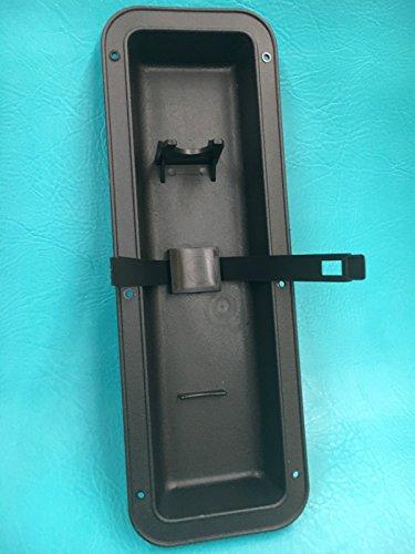 2lb Fire Extinguisher Wall Mount Pocket Recessed Bracket Holder Hanger Boat Rv b