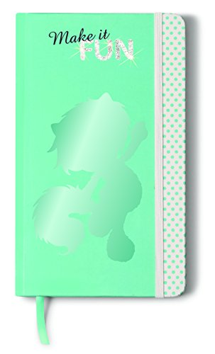 NICI 38144 - Notizbuch Fun, Mint