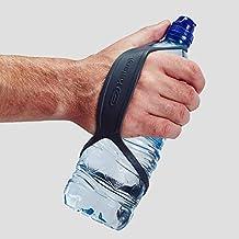 Quick Grip Handheld Water Bottle Band Grey