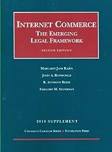 Silverman's Internet Commerce: The Emerging Legal Framework, 2010 Supplement