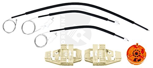 Bossmobil XSARA (N1), Delantero izquierdo, kit de reparación de elevalunas eléctricos