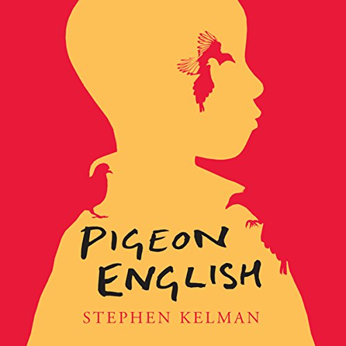 Pigeon English  audiobook cover art
