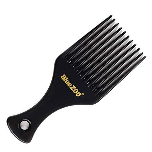 Qimao Männer Styling-Kamm Friseursalon Salon Startseite Breites Zahnöl Kopf Big Zurück Frisur Gabel Kamm Schönheit Werkzeug