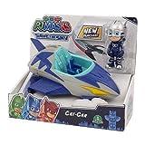 Giochi Preziosi- PJ Masks Jet C/Catboy Vehículo con Personaje (PJMC1600)