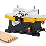Jointers 6-Zoll-Tischlerei Workbench Jointer 12000 U / min / min Jointer Planer 18000W Workbench Hobel 150 mm Maximale Hobelbreite Holz Jointer Tisch