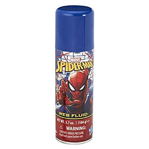 Hasbro Marvel Avengers Spider-Man - Ricarica per spara-ragnatele, Grigio, Taglia Unica, (E0807E27)