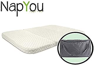 comfortable pack n play mattress