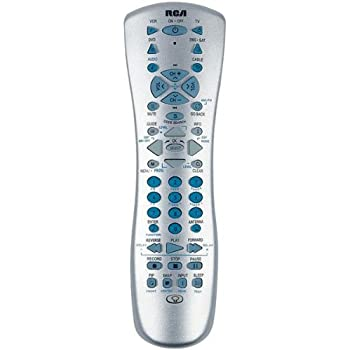 Silver RCA 6-in-1 Universal Remote Discontinued by Manufacturer