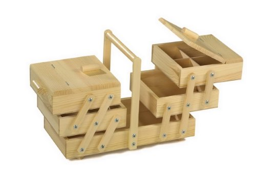 Jouetprive-Boite à couture en bois Artix