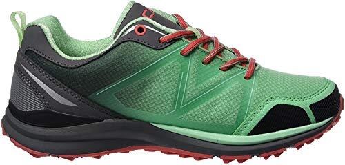 CMP Alya, Zapatillas de Deporte para Mujer, Verde (Linfa), 36 EU