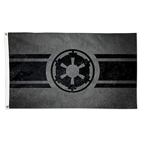 WinCraft Star Wars Star Wars Star Wars/Original Trilogy 3' X 5' Flag - DeluxeWinCraft Star Wars/Original Trilogy 3' X 5' Flag - Deluxe, Multicolor, NA