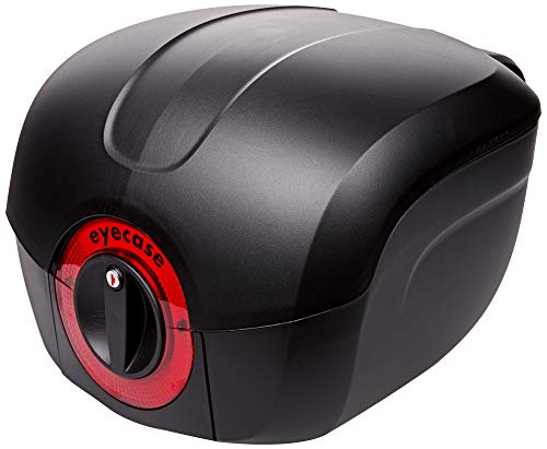 eyecase Topcase 06.32504 L32 mit univ. Halter, schwarz, 32 Liter