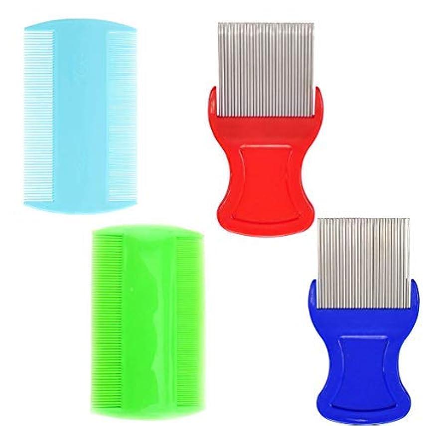 懲らしめ簡単に冒険者Hair Comb,Fine Tooth Comb,Removing Dandruff Flakes [並行輸入品]