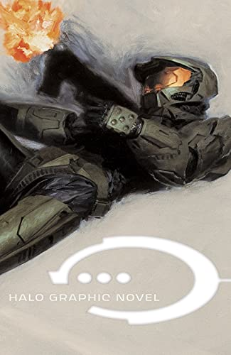 Halo Graphic Novel (New Edition)