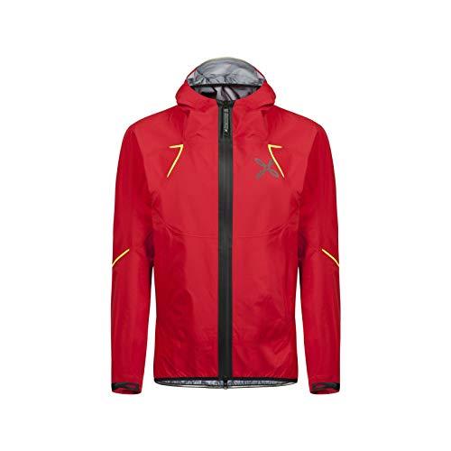 MONTURA Magic 2 0 Jacket MJAT08X Veste imperméable pour homme - Rouge - S