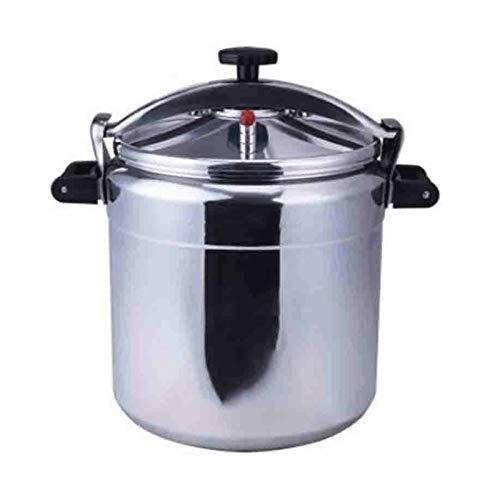 MDHDGAO Cocina de presión, Olla a presión de aleación de Aluminio, Olla a Prueba de explosiones a Prueba de Gran Capacidad, Olla a presión a Prueba de explosiones, etc. 3L-80L (Size : 40L)