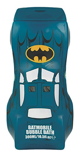 Batman - DC Comics Batmobile Schaumbad, 1er Pack (1 x 300 ml)