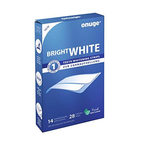 Onuge Bright White Stripes (Zahnbleaching Set mit...