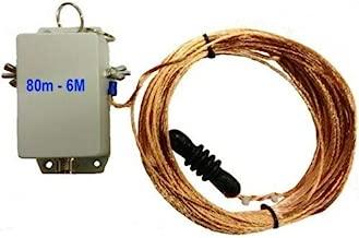 Taurus 80M-6M Multi-Band Long Wire Dipole Antenna - inc WARC Bands
