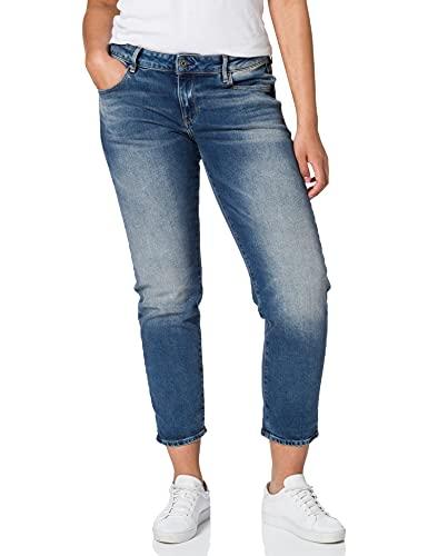 G-STAR RAW Damen Kate Boyfriend' Jeans, Blau (Vintage Azure C052-A802), 29W / 34L