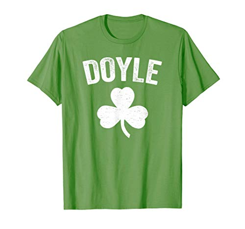 Doyle Irish Family Reunion Name St. Patrick
