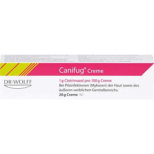 Canifug Creme, 20 g Creme