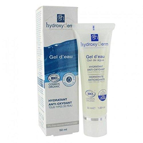 HYDROXYDERM - Gel d'eau Bio Hydroxyderm - 50 ml