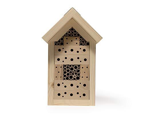 YAKEBA | Insektenhotel | Made in Germany | aus einheimischem Holz
